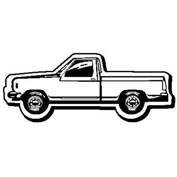 Pickup Truck Stock Shape Magnet
