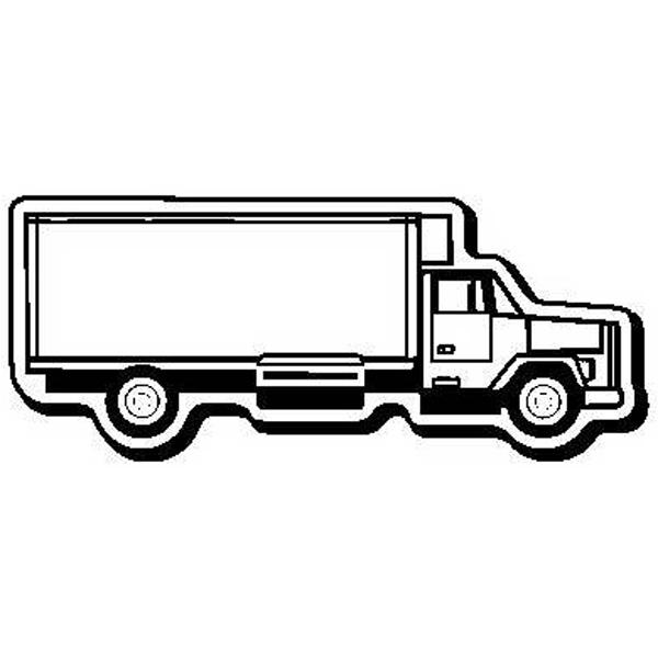 Truck Stock Shape Magnet