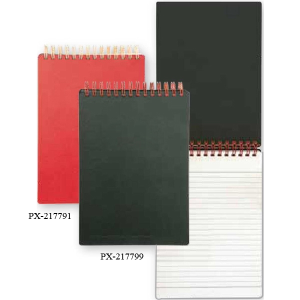 Prologue - Red Journal With Top Quality 200 Ivory Writing Ruled Pages Photo