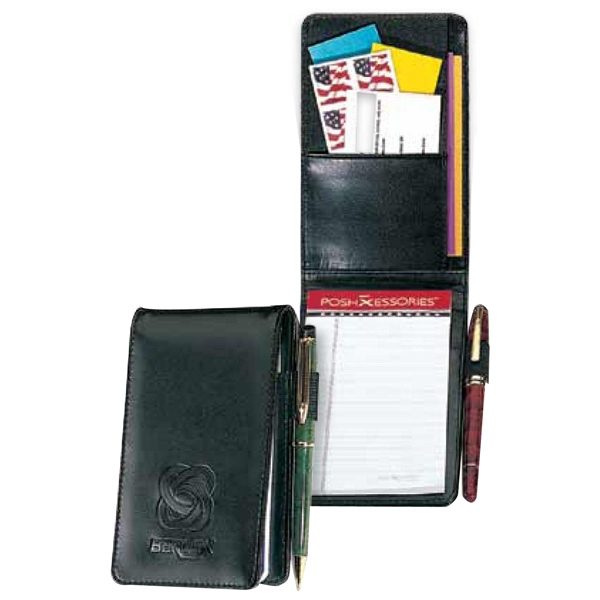 Pro Pocket - Jotter With Elastic Pen Loop Photo