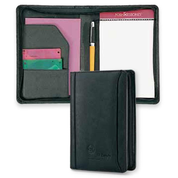 Classic Valueplus - Junior Portfolio With Elastic Pen Loop And Zipper Closure Photo