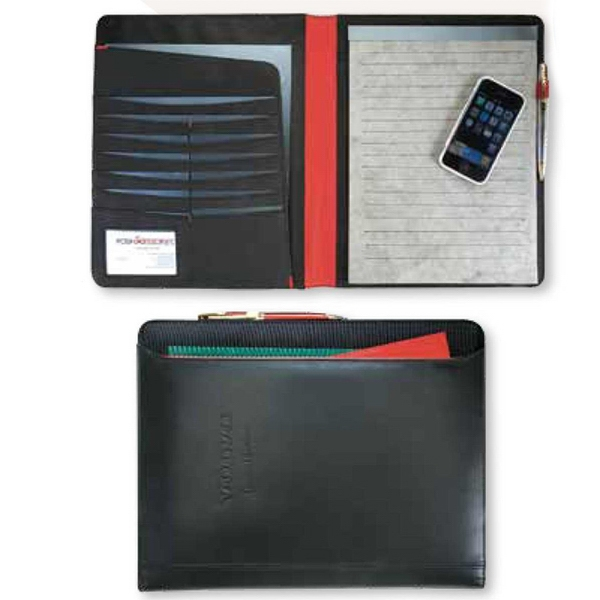 Matrix - Smooth And Supple Finish Padfolio Photo
