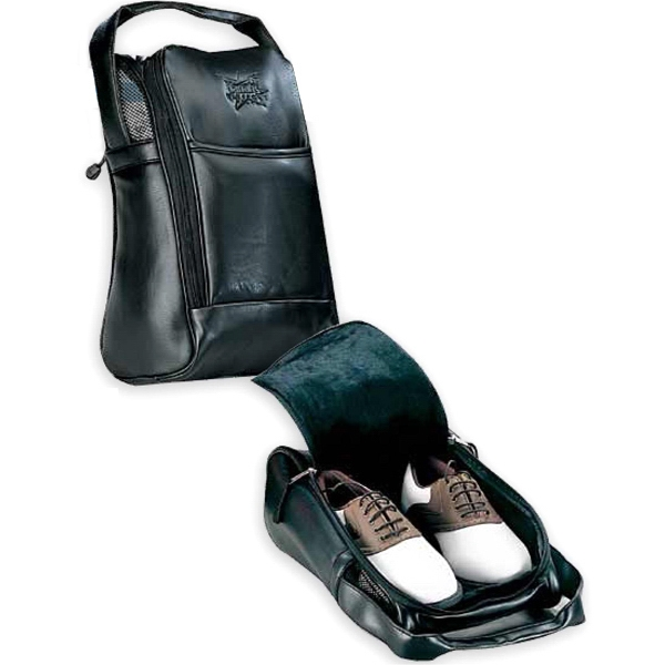 Deluxe - Golf Shoe Bag With An Easy Carry Handle Photo