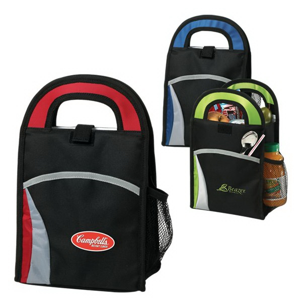 Wave - Lunch Caddy With Top Velcro Closure Photo