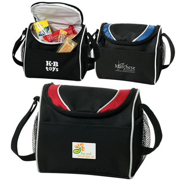 Flex (r) - 6 Can Cooler Bag, 600 Denier Polyester And Foam Insulated With Heat Sealed Liner Photo