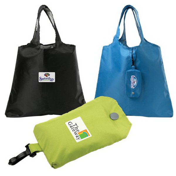 Shoplite - Foldable Tote Made Of 210 Denier Polyester Photo