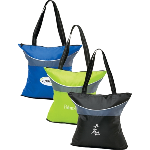 Foldable Tote Made Of 210 Denier Polyester Photo