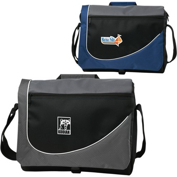 Swoosh - Polyester And Ripstop Messenger Bag Photo