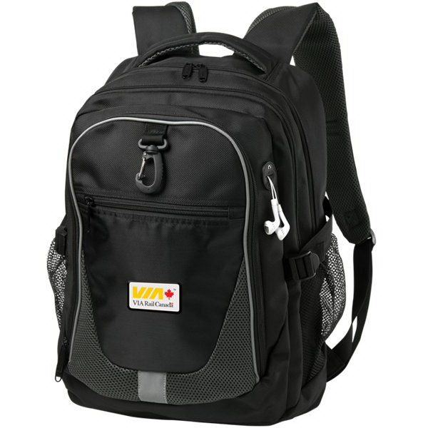 Domain - Computer Backpack With Padded Section To Protect Your Laptop Photo