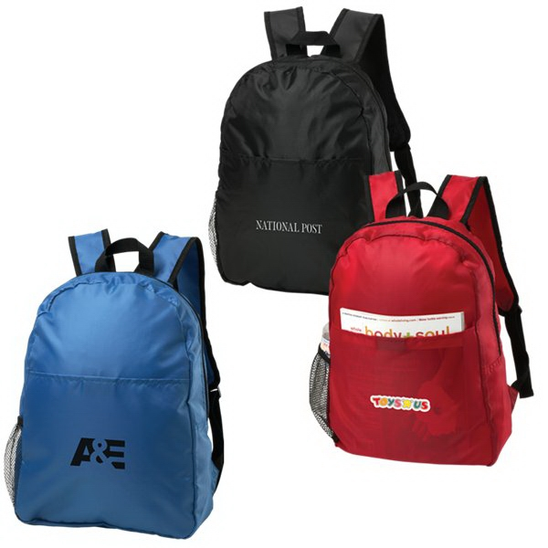 Superlite - Backpack Made Of 420 Denier Polyester Photo