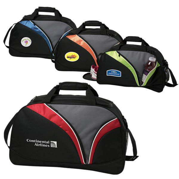 Visions - Sport Duffel Made Of 600 Denier Polyester With 420 Denier Dobby Photo