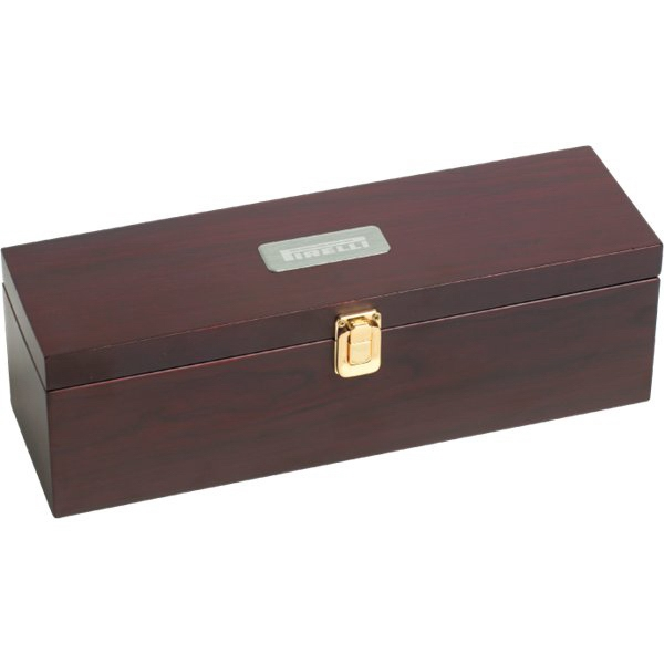 Riesling Homestyles (tm) - Elegant Wine Set In Premium Wood Box Photo