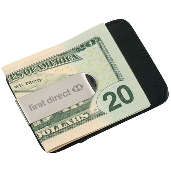 Money Clip Card Case Photo