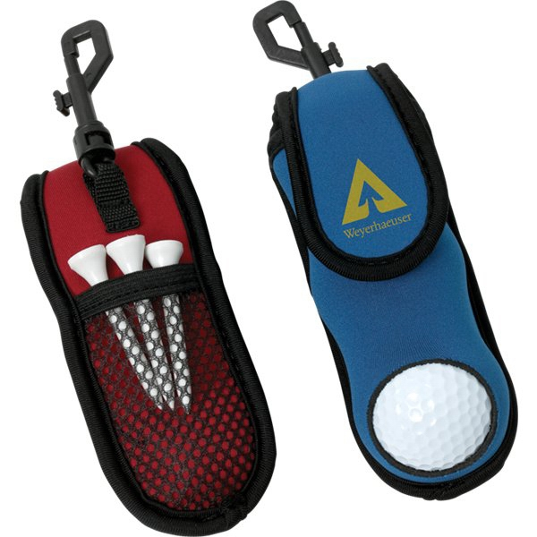 Neoprene Golf Ball Holder Photo