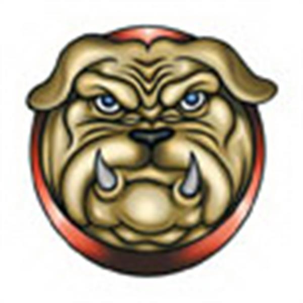 Bulldog, Stock Tattoo Designs Photo
