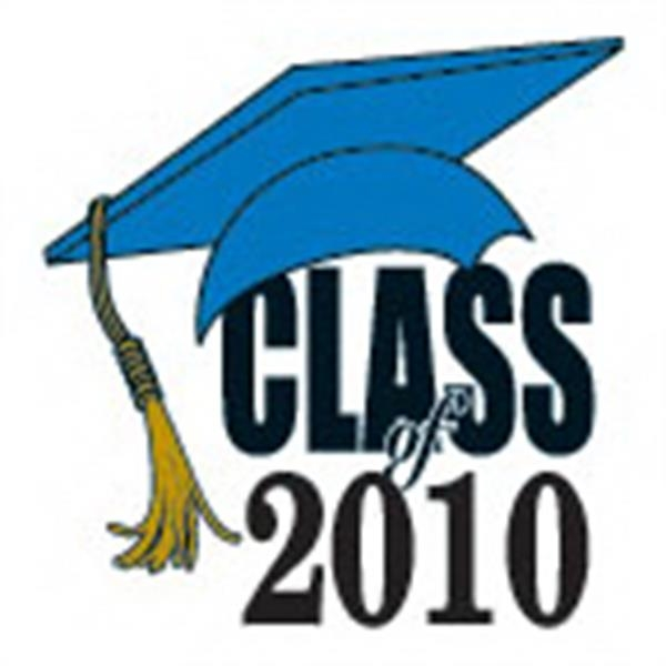 Class Of 2010 Royal Blue, Stock Tattoo Designs Photo