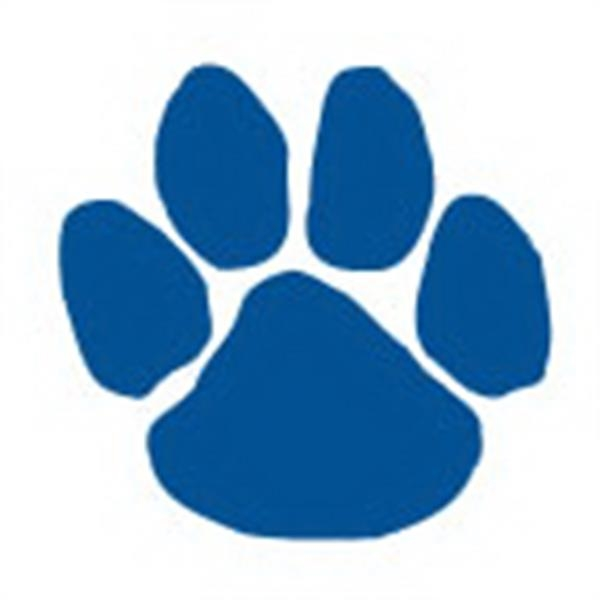 Blue Paw, Stock Tattoo Designs Photo
