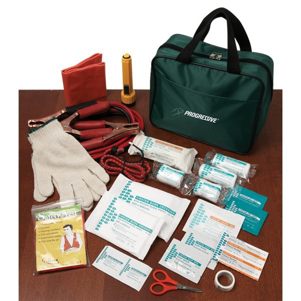 Thirty-nine Piece Roadside First Aid Kit Photo