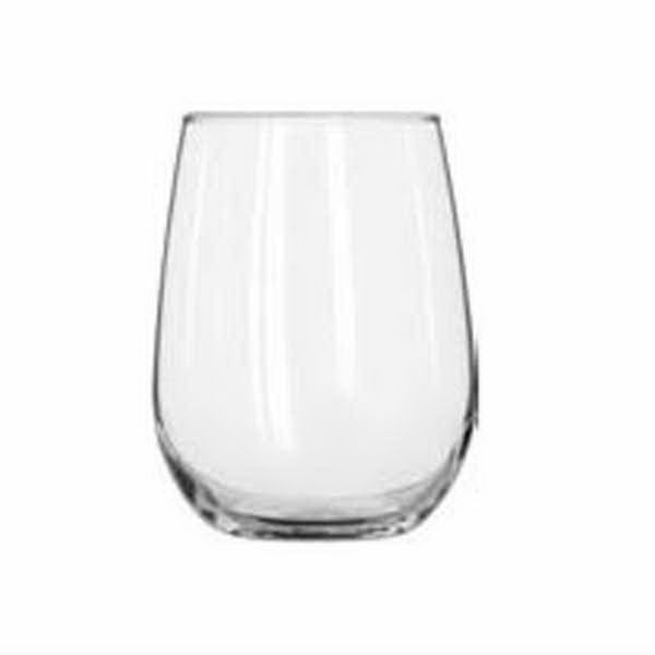 Libbey - 17 Oz. Libbey Stemless White Wine Glass Or Taster Photo