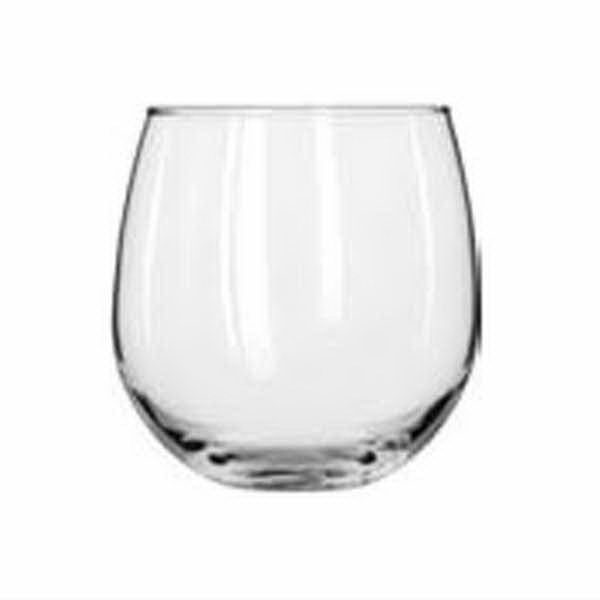 Libbey - 16.75 Oz Libbey Stemless Red Wine Glass Or Taster Photo