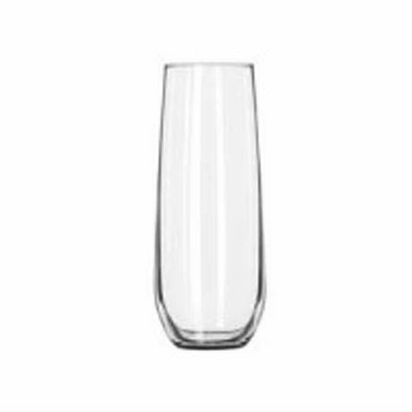 Libbey - 8.5 Oz Libbey Clear Stemless Glass Or Champagne Flute Photo