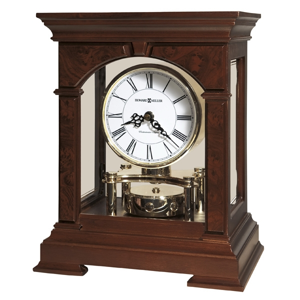 Statesboro - Quartz Mantel Clock With Chime Photo