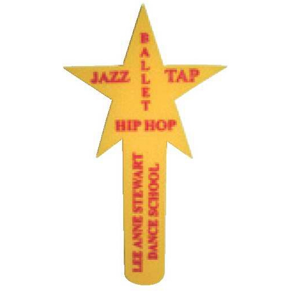"Foam 14"" Star Stick Waver Photo"