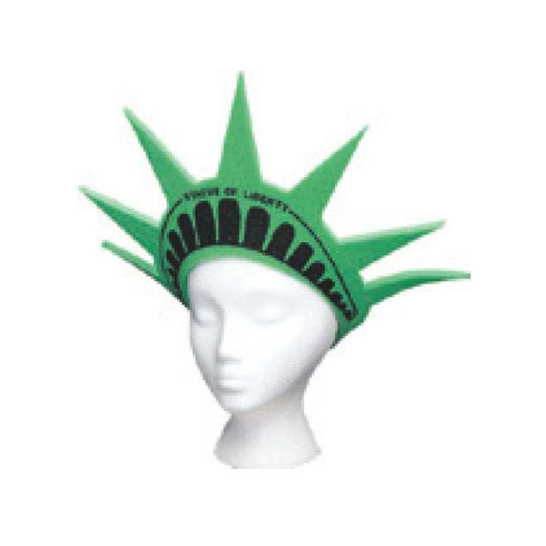 Liberty Crown - Foam Visor Photo