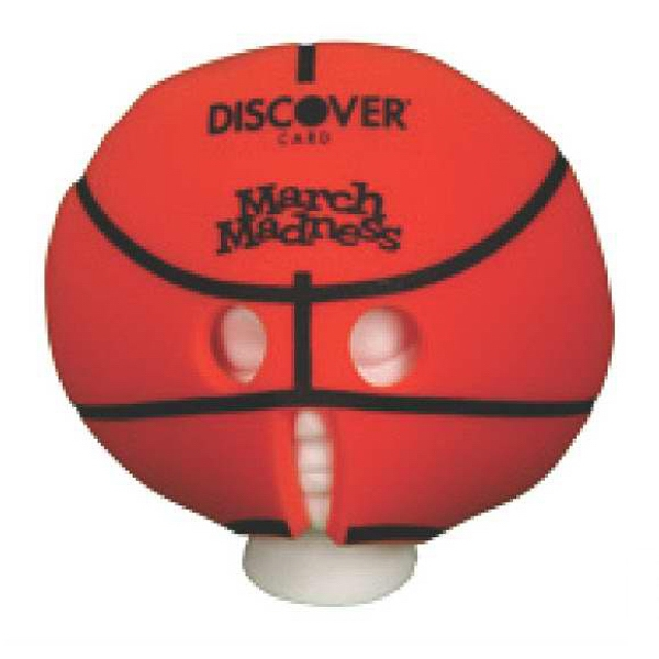 Foam Basketball Novelty Hat Photo