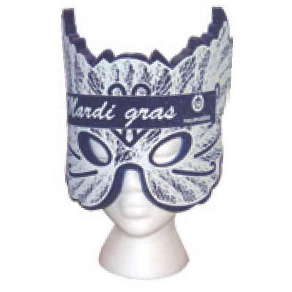Foam Novelty Mardi Gras Style Mask Photo