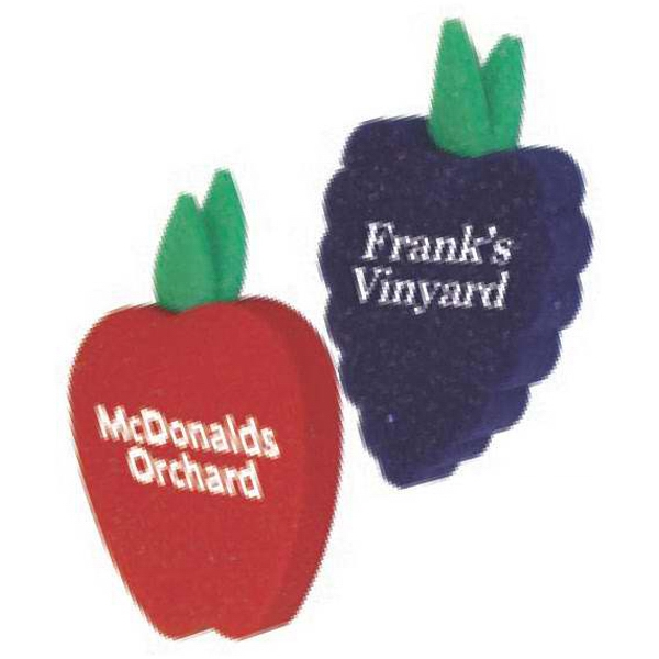 Apple - Fruit Shaped Foam Sponge Photo