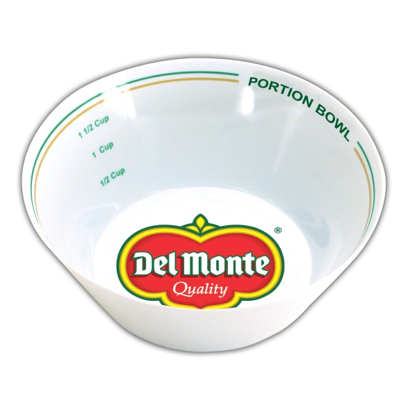 "Melamine 5.5"" Straight-wall Bowl - One-side Decoration Photo"