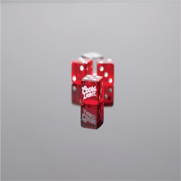 "Board Game Size 5/8"" Custom Dice (16mm) Photo"