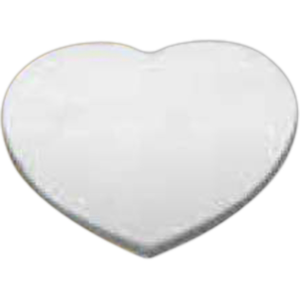 Heart - This Sandstone Photo Coaster Is An Ideal Indirect Marketing & Promotional Product! Photo