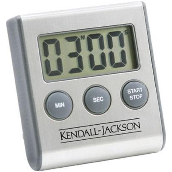 Magnetic Digital Kitchen Timer Photo