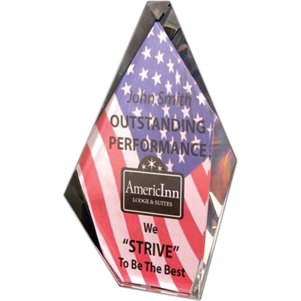 Lead Crystal Folding Screen Award Photo