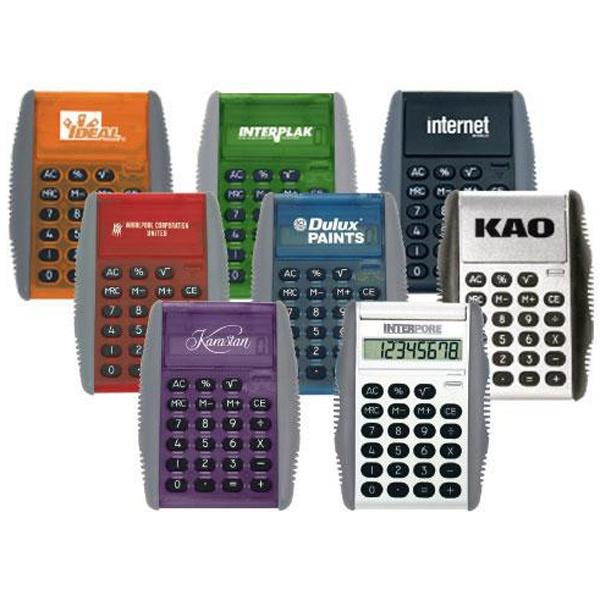 Auto-open calculator