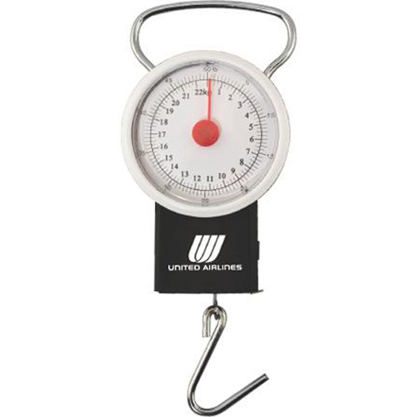 50 lb luggage scale with39