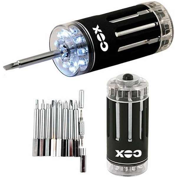 Heavy-weight Multi-tool With Nine Led Lights, Two Hex Heads Photo
