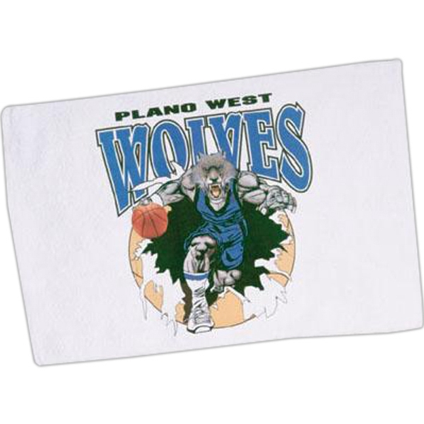 Rally Sports Towel, Perfect For Cheering On Your Team Photo
