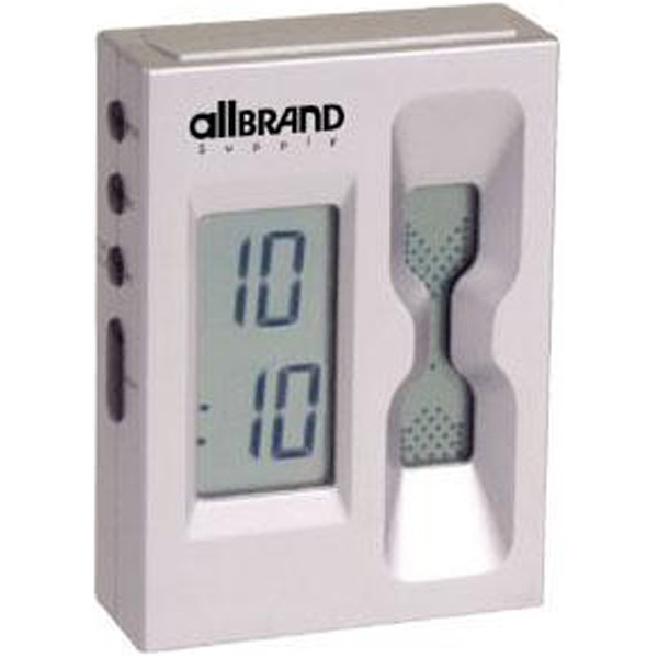 Digital Sand Countdown Timer And Alarm Clock Photo