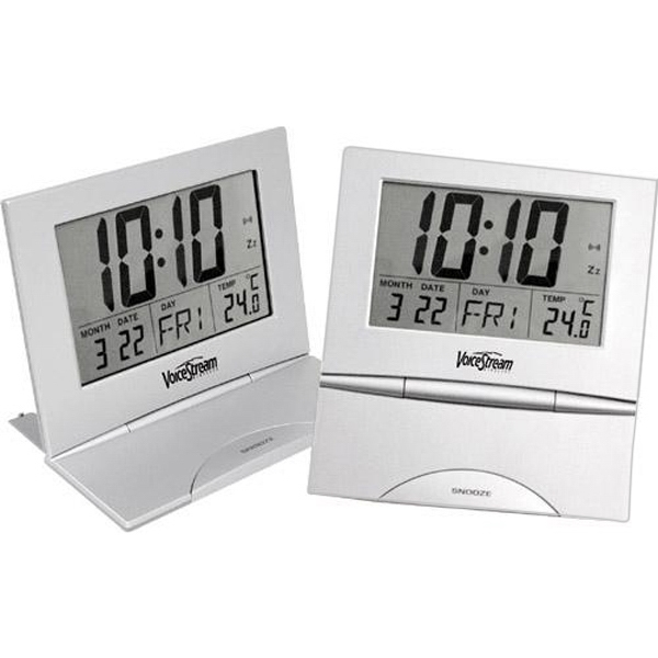 Jumbo Digital Desk Clock With Alarm And Temperature Functions Photo