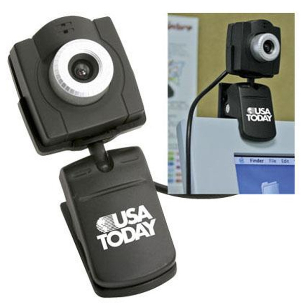 Notebook Digital Web Camera Comes Completed With Cd Rom Photo