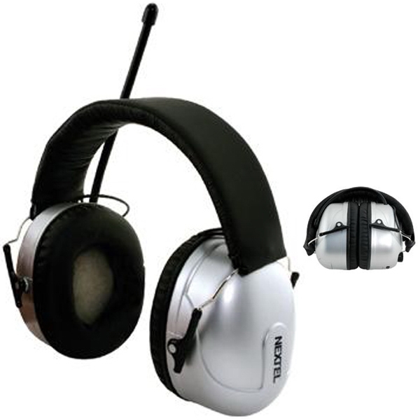 Am/fm Radio Noise Blocking Stereo Headphones Photo