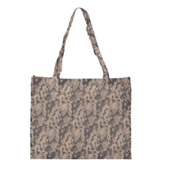 Large Digital Tote Bag