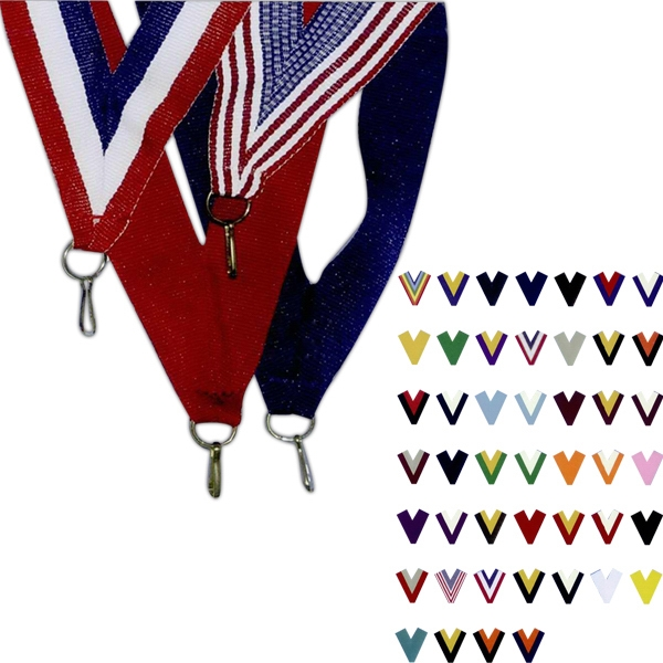 Neck Ribbon Photo