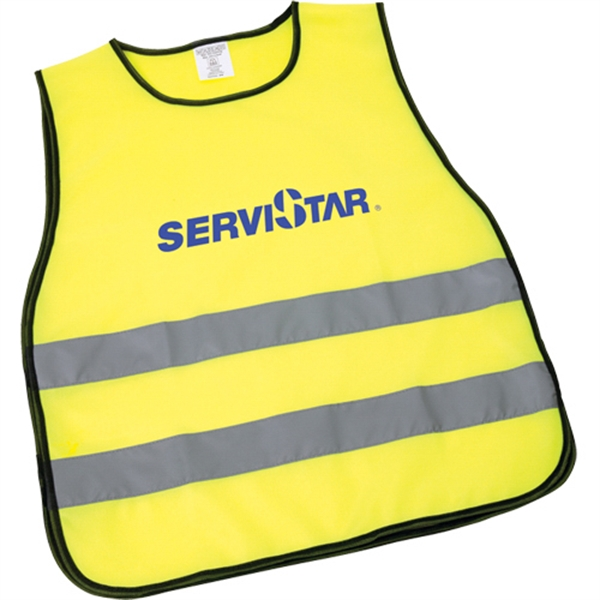 Hi-vis - L - Perfect Multi-purpose Safety Vest Photo