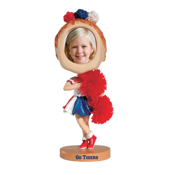Single Bobble Head (cheerleader) Photo