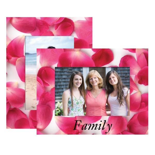 Love Paper Easel Frame