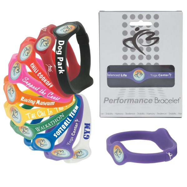 Performance Bracelet With Holograms Photo